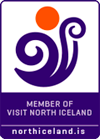 Member of Visit North Iceland